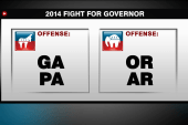 Democrats play 'offense' in Governors' races