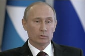 Pressure on Putin as Russia gears up for G8