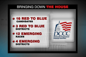 DCCC rolls out 'Red to Blue' candidates