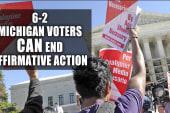 Affirmative action decision divides court