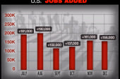White House reacts to newest jobs report