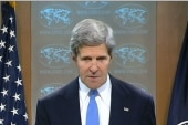 Foreign policy continues to challenge the US