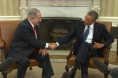 'Tough negotiations' needed for Mideast peace