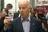 Biden talks bargains