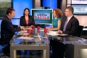 The Gaggle: Presidential approval increase