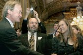 Will Chafee's party switch impact RI...