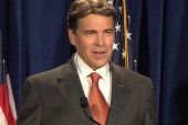 The Gaggle: Perry for President….again?