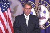 Boehner not taking sides for majority leader