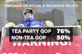 Could Tea Party endanger GOP chances?