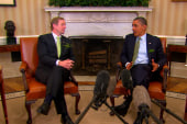 White House celebrates St. Patrick's Day