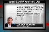 The Gaggle: ND governor passes strict...