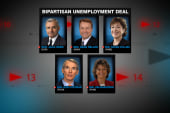 Senate negotiates unemployment insurance bill
