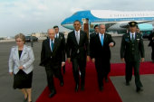The Gaggle: POTUS in the MidEast