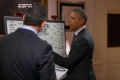 Pres. Obama reveals his NCAA picks