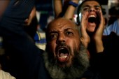 Over 80 die during protests in Egypt