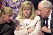 Cheney sisters disagree on same-sex marriage