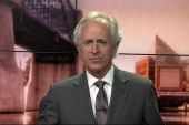 Corker: I support intervention in Syria