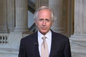Corker expresses 'disappointment' with Obama
