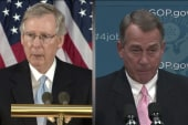 Republican rift: Leaders, activists split...