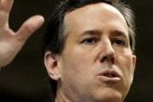 Deep dive: Santorum's past