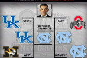 Deep Dive: March Madness gets presidential