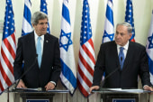Kerry's mission: Middle East peace