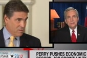 Rep. Doggett: Perry 'all hat and no cattle'
