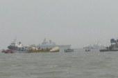 South Korean pres. condemns captain of ferry
