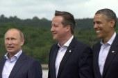Syria creates deep division among G-8...