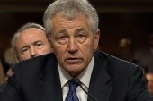 Tensions over Hagel vote continue to run high