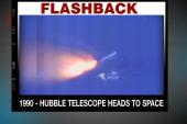 Flashback: Hubble Telescope