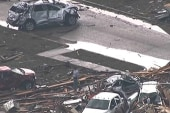 Massive tornado destroy parts of Oklahoma