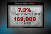 Report: Unemployment rate lowers to 7.3 %