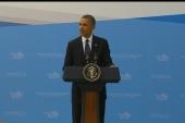 Obama faces political crisis over Syria
