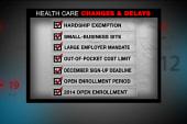 Team Obama tweaks health care law