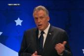 Candidates clash in Virginia debate