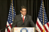 Perry makes a stop in Iowa
