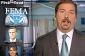 Chuck's First Read: POTUS, Perry, and Palin