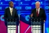 GOP candidates clash over US security