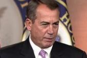 First Read: Boehner's surrender