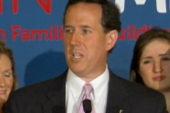 Santorum sweeps Southern primaries, GOP...