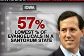 Santorum's last stand