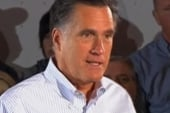 What happens now that Romney's the...