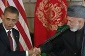 Obama signs strategic partnership with...