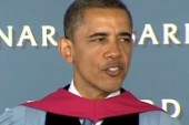 Lessons learned from Obama's commencement...