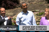 Defining the goals of the NATO, G-8 Summits