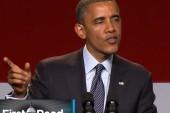 Obama reworks campaign