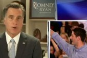 Romney tests new language to describe Ryan...