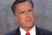 Romney accomplished goals set out before him