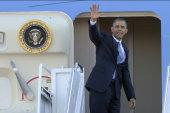 Obama's second term remains tumultuous
